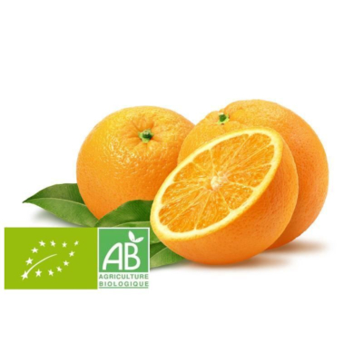 Orange BIO (lot 1kg)