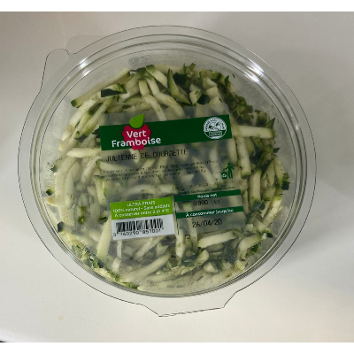 Courgette Julienne (300g)