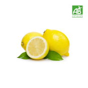 Citron Jaune Bio (lot de 400g)