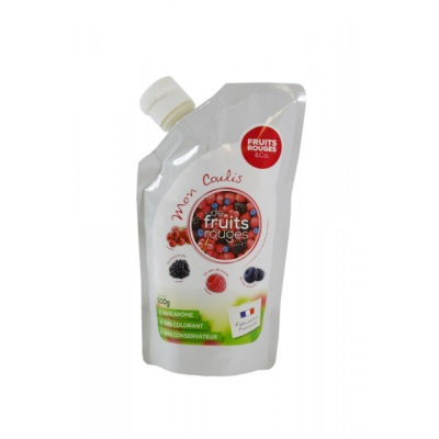 Coulis de fruits rouges (500g)